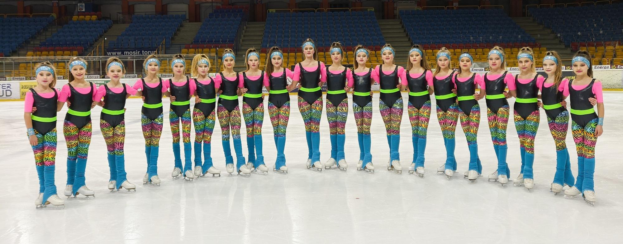 Team Le Soleil Pre-Juvenile